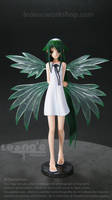1/8 Saya no Uta Garage Kit by LeonasWorkshop