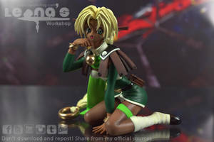 Aisha ClanClan Resin Figure by LeonasWorkshop