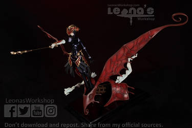 Metis Persona 3 figure by LeonasWorkshop