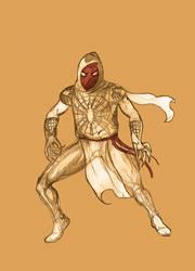 Assasin Spider-Man by ConB75