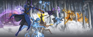 Push Forward Guardians | Destiny by patgarci
