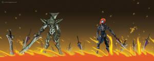 Sword Logic | Destiny by patgarci