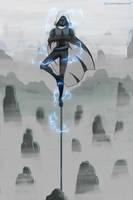 The Arc Strider | Destiny by patgarci