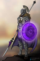 You are the shield | Destiny by patgarci