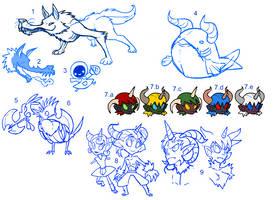 GS Doodledump 2 by The-Knick