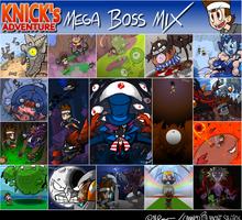 KNICKS ADVENTURE MEGA BOSS MIX by The-Knick