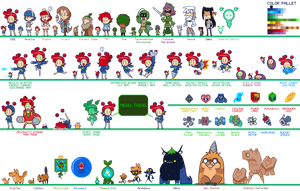 (Retrospect): Vector Sprites by The-Knick