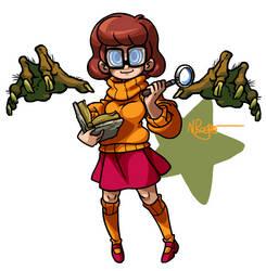 W1D4 - Velma by The-Knick