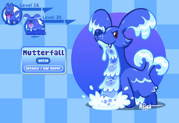 Fakemon: Soggy Dogger by The-Knick