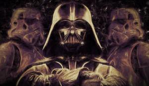 Star Wars Darth Vader by SavaMar