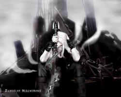 Elric of Melnibone by RetroZombie