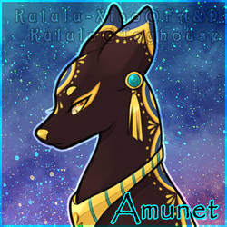 Amunet Bust by Spicemallow