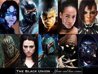 Black Union: Your end has come! by 575750