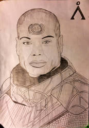 Art No. 3 - Teal'c of Chulak by 575750