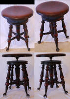 Stool Pack by TwilightAmazonStock