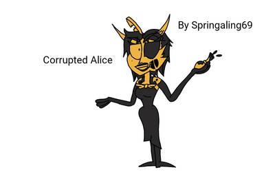 BATIM: I fixed Corrupted Alice by Springaling69