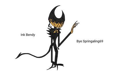 BATIM: I fixed Ink Bendy  by Springaling69