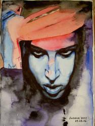 Marilyn Manson. Coronation II by susannavaris