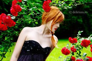 Milk and roses by WildRainOfIceAndFire
