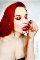 Pomegranate by WildRainOfIceAndFire