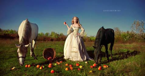 Autumn fairytales IV by WildRainOfIceAndFire