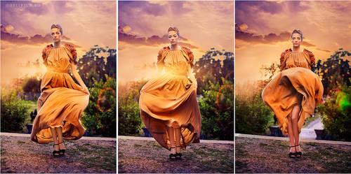 Danse du soleil by WildRainOfIceAndFire
