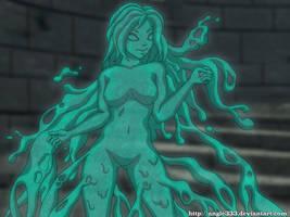 Slime girl by angle333