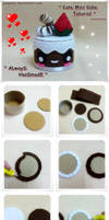 My Cute Mini Cake Box Tutorial by SongAhIn