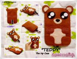 Teddy d Hp Case... by SongAhIn