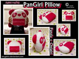 PanGiri Pillow.. by SongAhIn