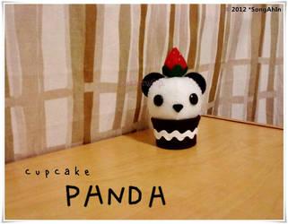 Cupcake Panda by SongAhIn