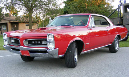 66 GTO by colts4us