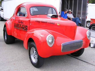 Honkin Willys by colts4us