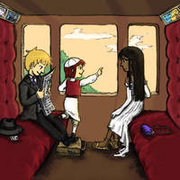 To Duqesne, by Private Car by sweet-suzume