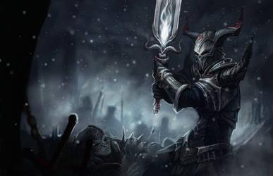 Dark age fan art 2 by NeexSethe