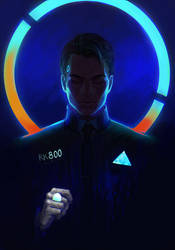 Connor by NeexSethe