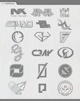 Logofolio 2011 by pixelframe