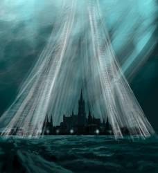 Underwater city by Leuxdervo