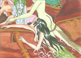 KaKAO Karte 55 Sirenen by Sil-Coke