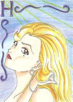 KaKAO Karte 78 Helga Sinclair by Sil-Coke