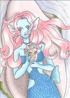 KaKAO 103 Mermaid in Love by Sil-Coke