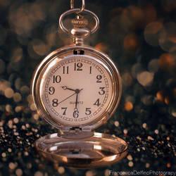 The clock by FrancescaDelfino