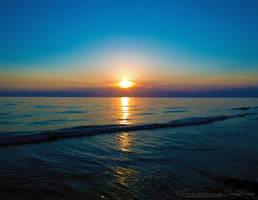 A sea of dream by FrancescaDelfino