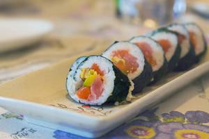 I love sushi by FrancescaDelfino