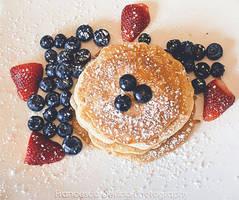 A sweet breakfast by FrancescaDelfino