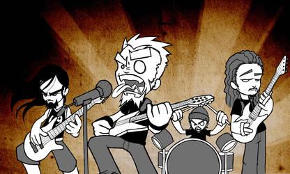 Metallica by ebbewaxin