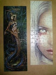 2 puzzles by RODOTHEA