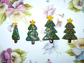 Christmas Trees by RODOTHEA
