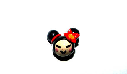Polymer clay Pucca by RODOTHEA