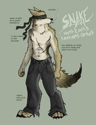 Snake reference 2 by novaphase